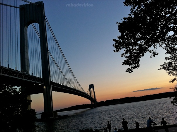 Photo of the Day- Verrazano-Narrows Bridge