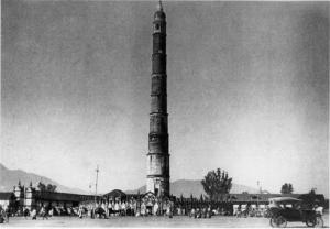 Dharahara_Pre earthquake